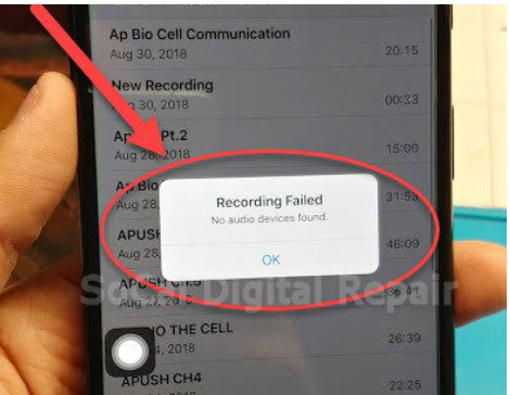 iPhone 7 and 7 Plus – Audio IC, No Speaker Issue