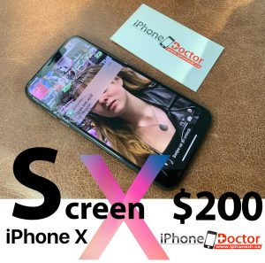 iphone x repair vancouver